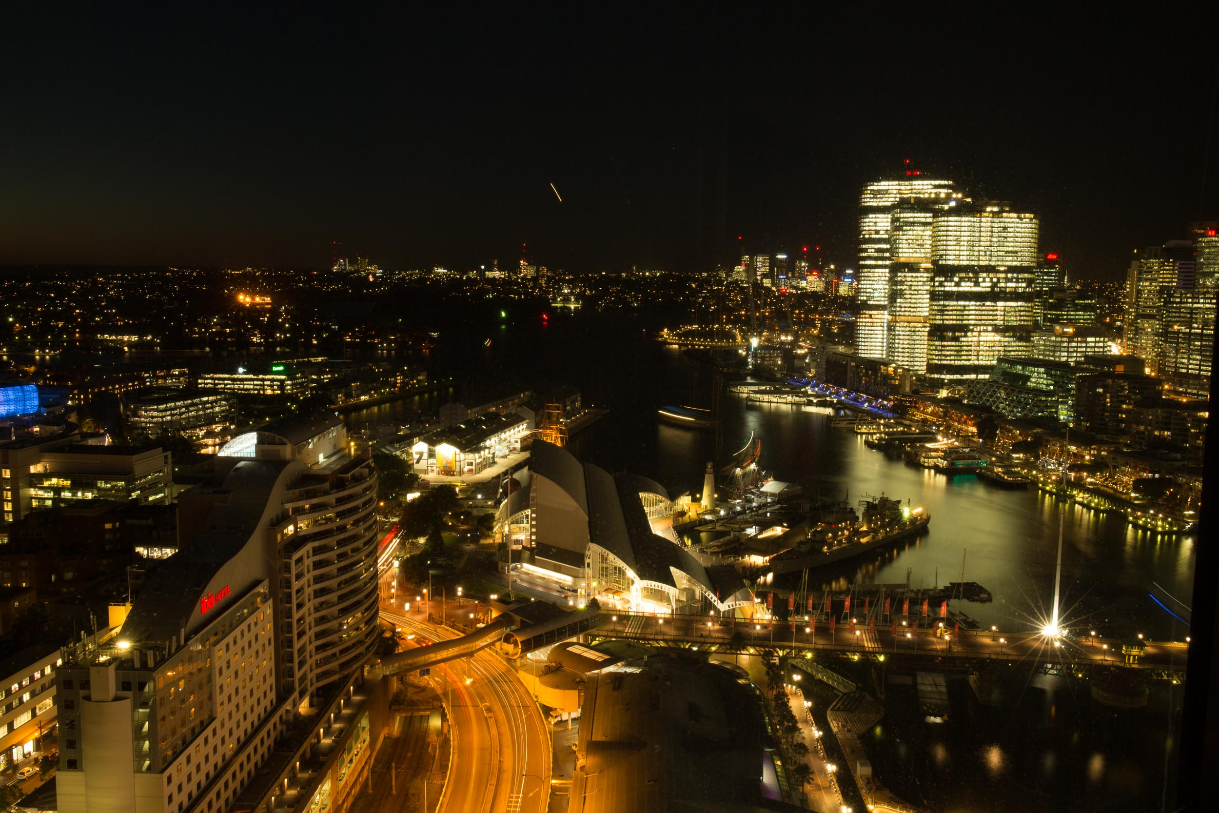 Sofitel Sydney Darling Harbour (Evening view over Darling Harbour) (2).jpg