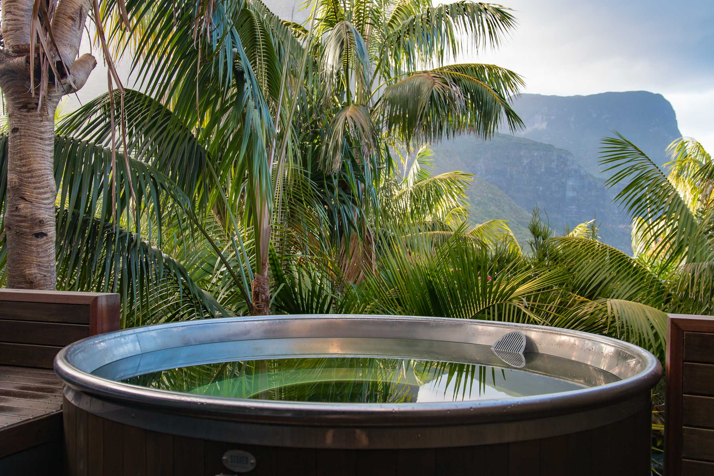 Capella Lodge, Lagoon Loft Room Hot Tub View, Lord Howe Island