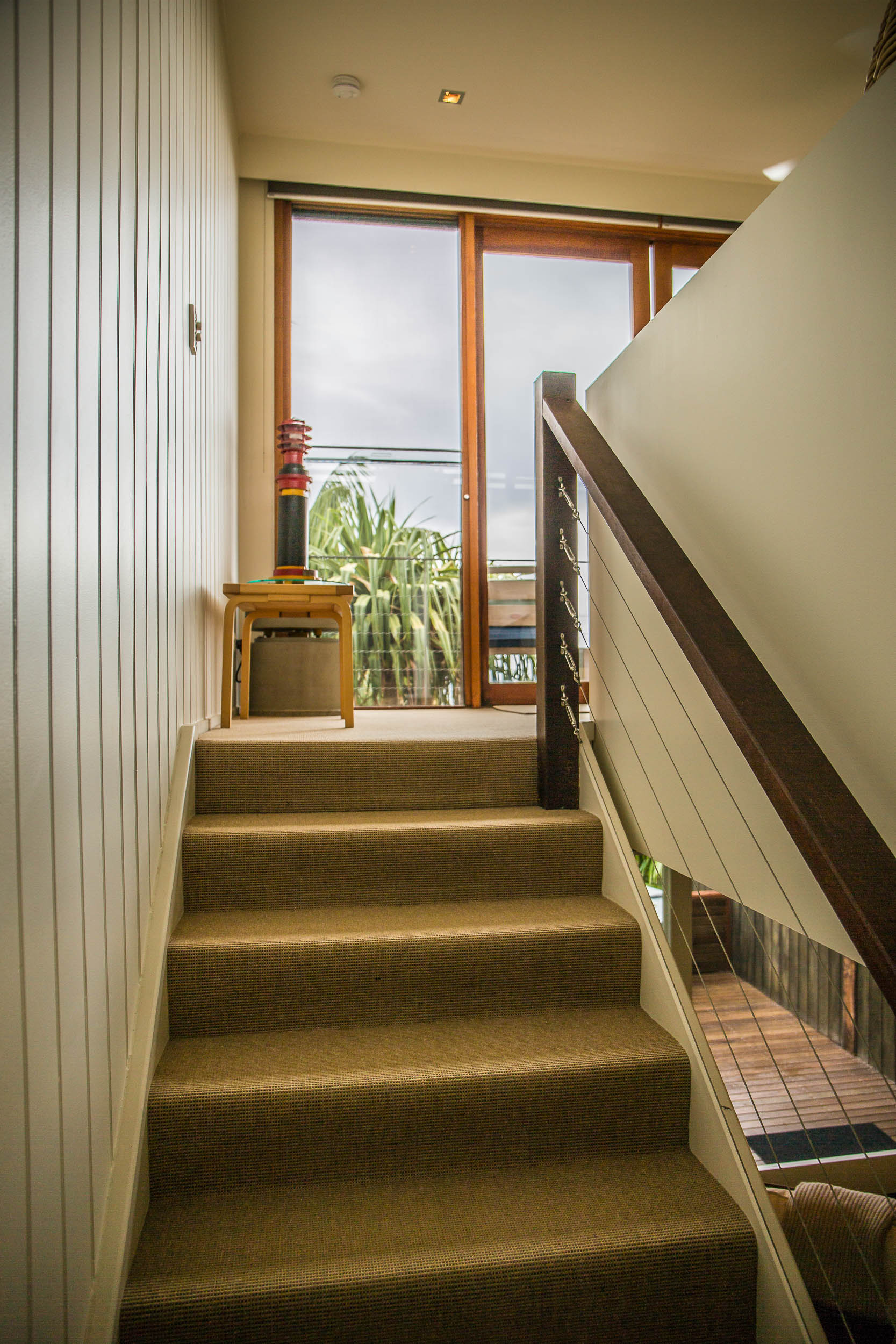 Capella Lodge, Lagoon Loft Stairs, Lord Howe Island
