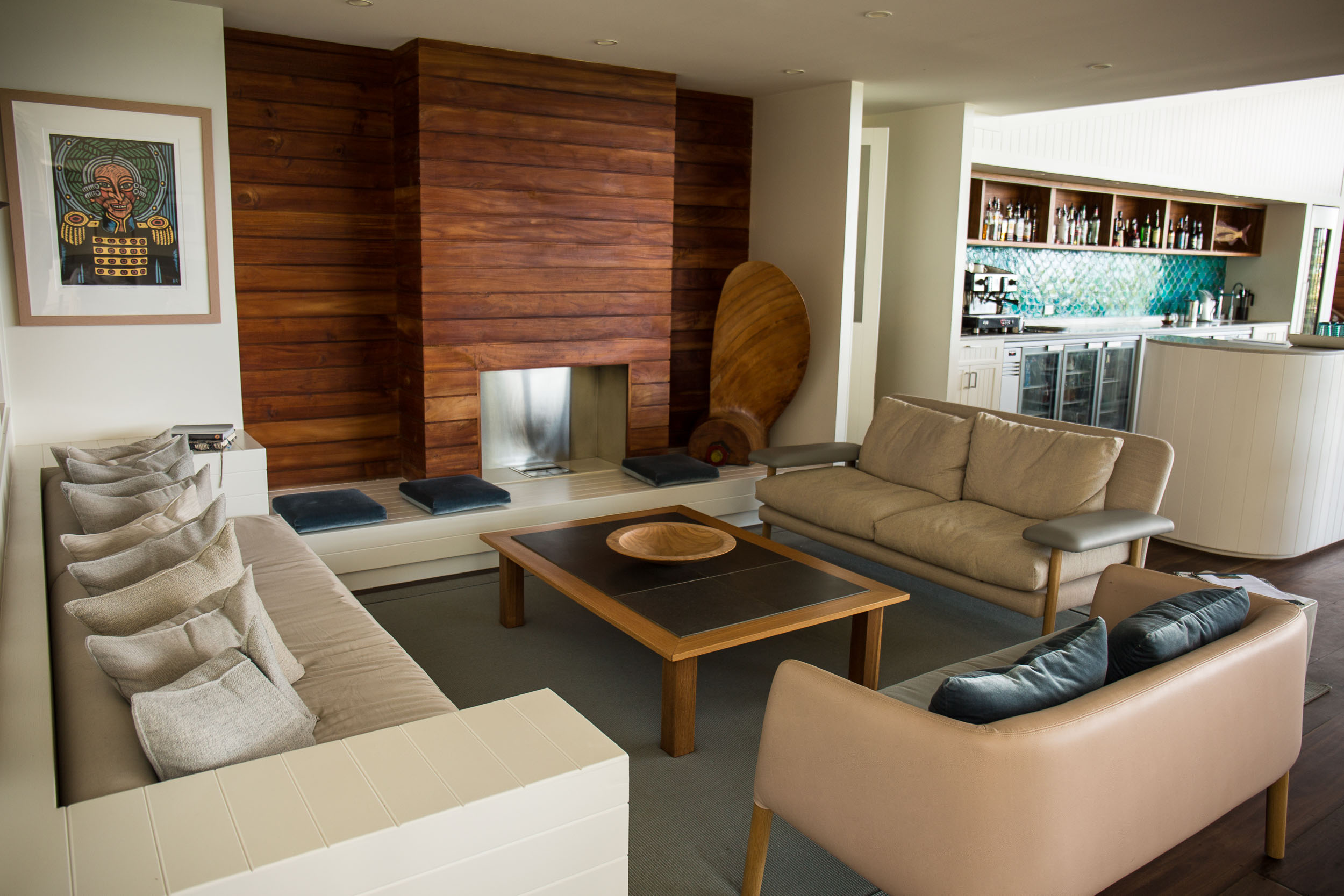 Guest Sitting Area, Capella Lodge, Lord Howe Island