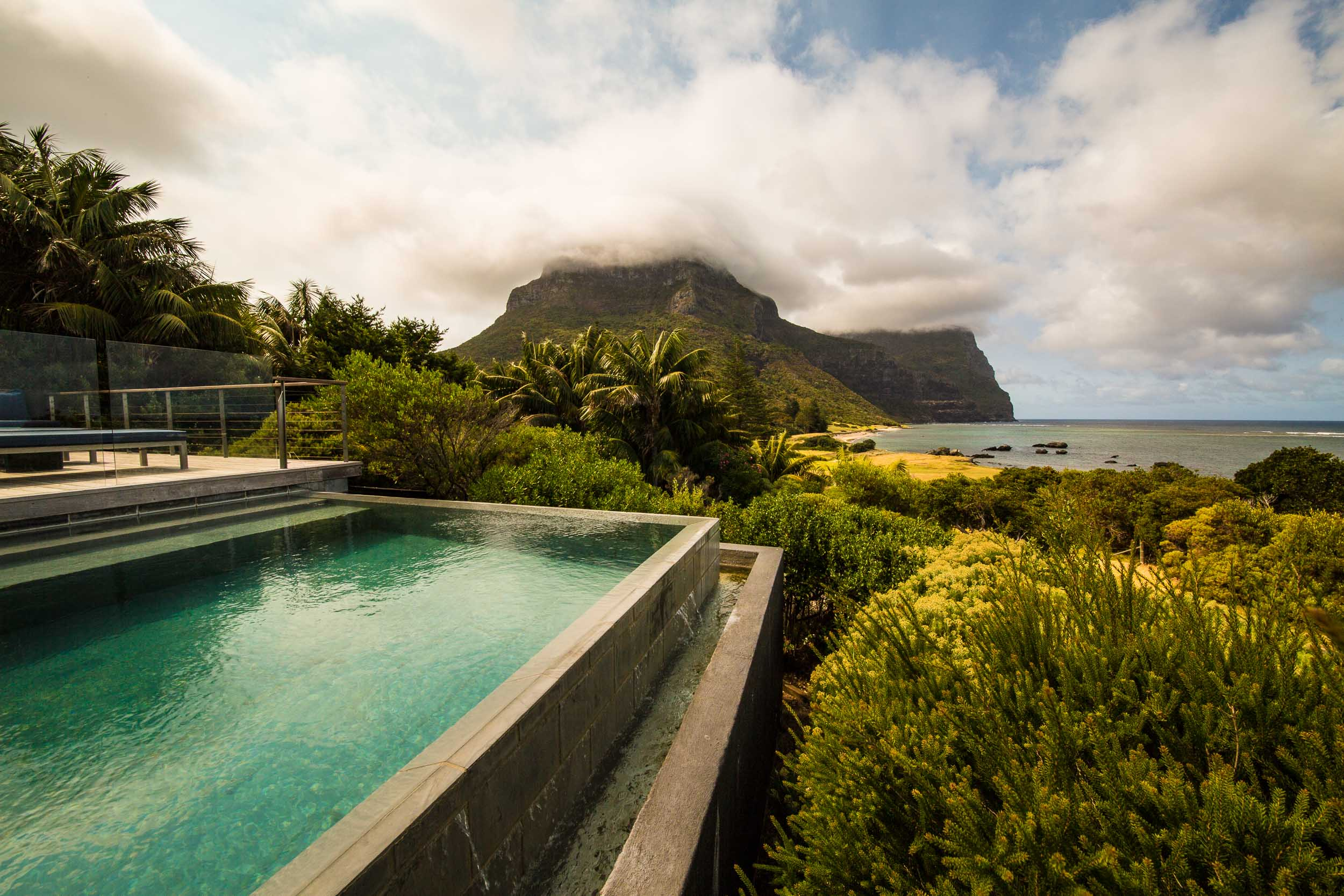 Capella Lodge View, Lord Howe Island