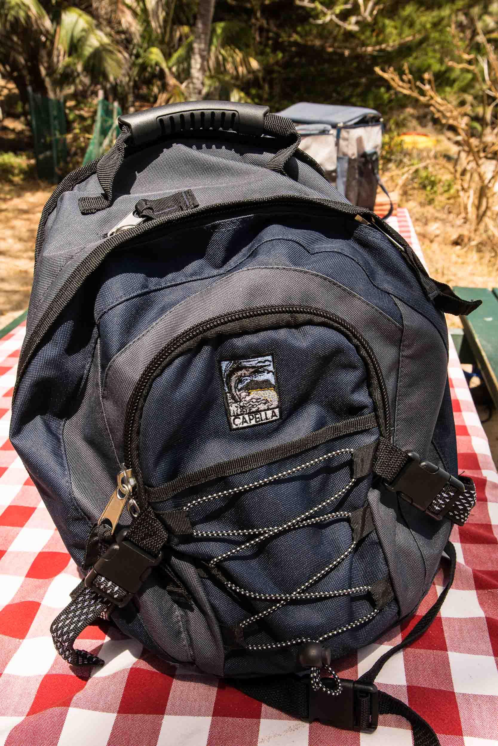 Capella Lodge, Backpacks provided, Lord Howe Island