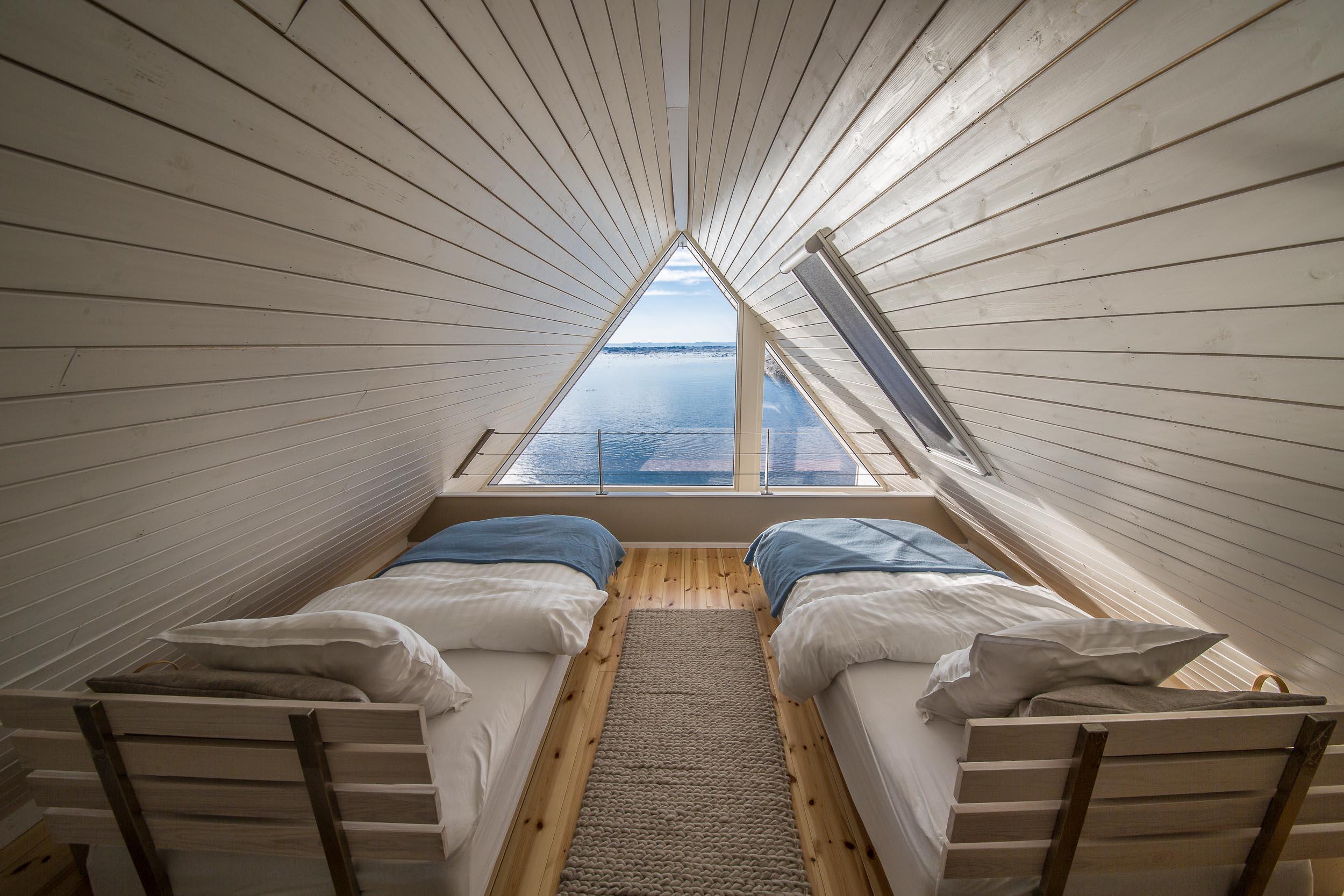 Luxury Travel in Greenland, Bedroom View, Ilimanaq Lodge (1 of 1).jpg