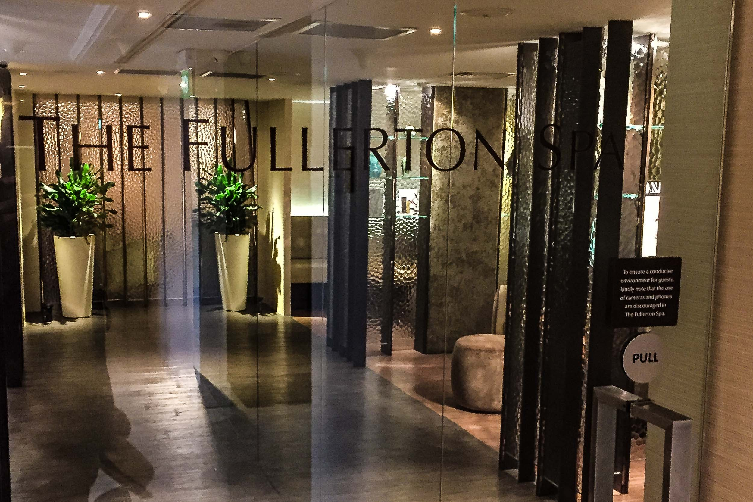 Entrance to the Spa at the Fullerton Hotel.jpg