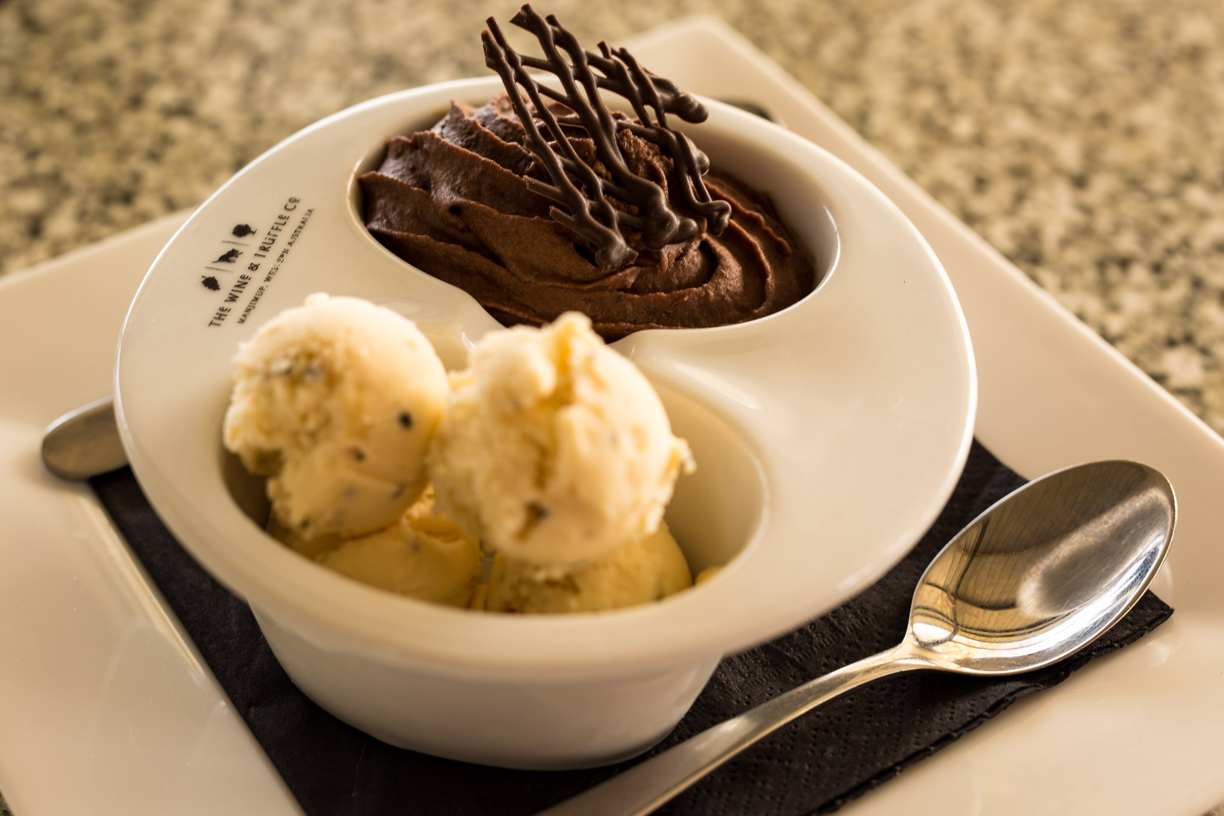 Chocolate Mousse with Truffle Ice Cream.jpg
