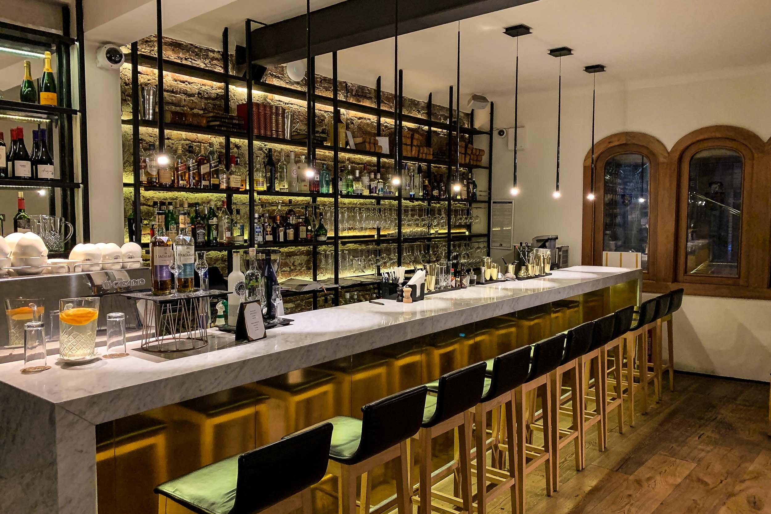 The Bar, Hotel Magnolioa, Santiago, Chile
