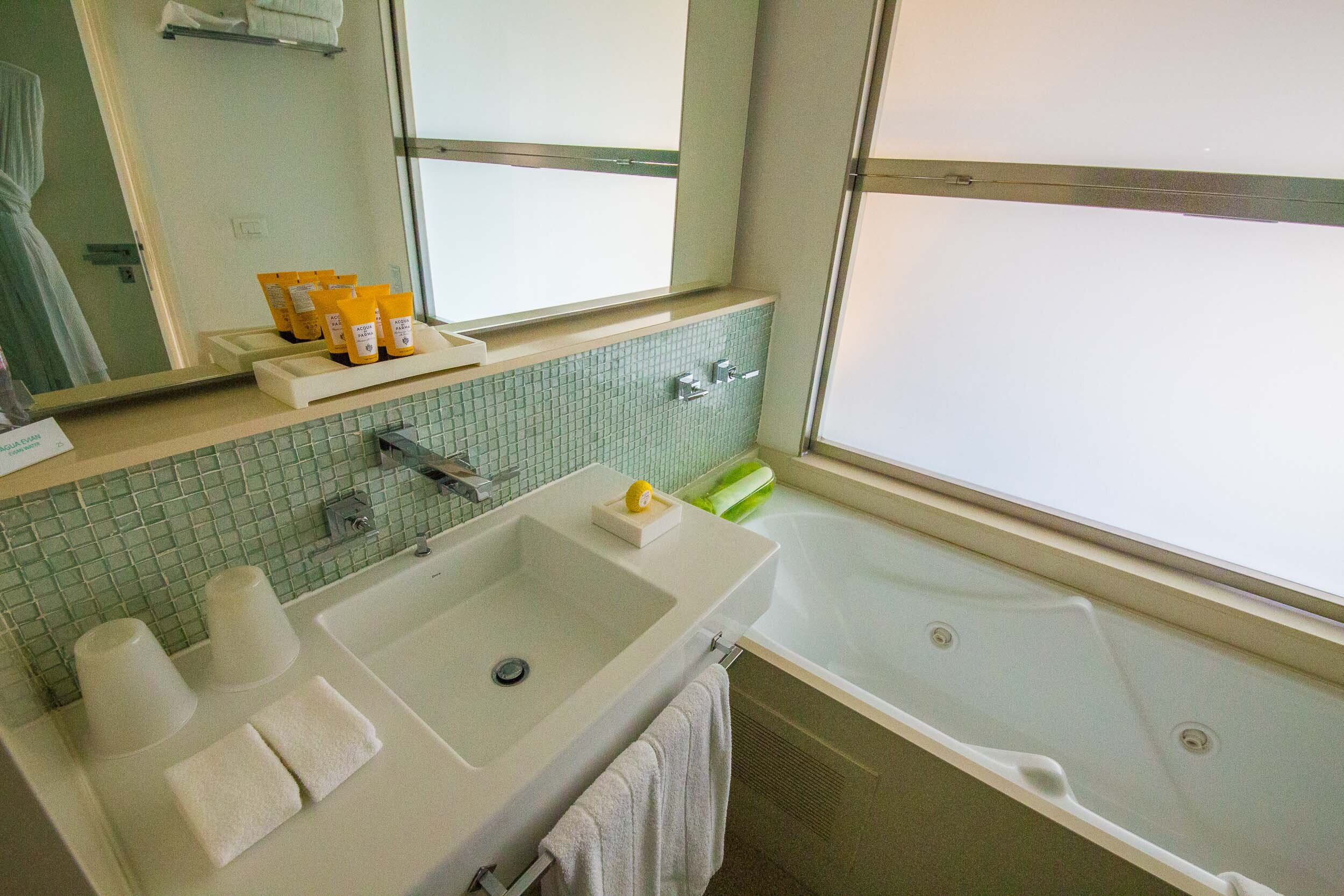 Bathroom, Hotel Unique, Sao Paulo, Brazil