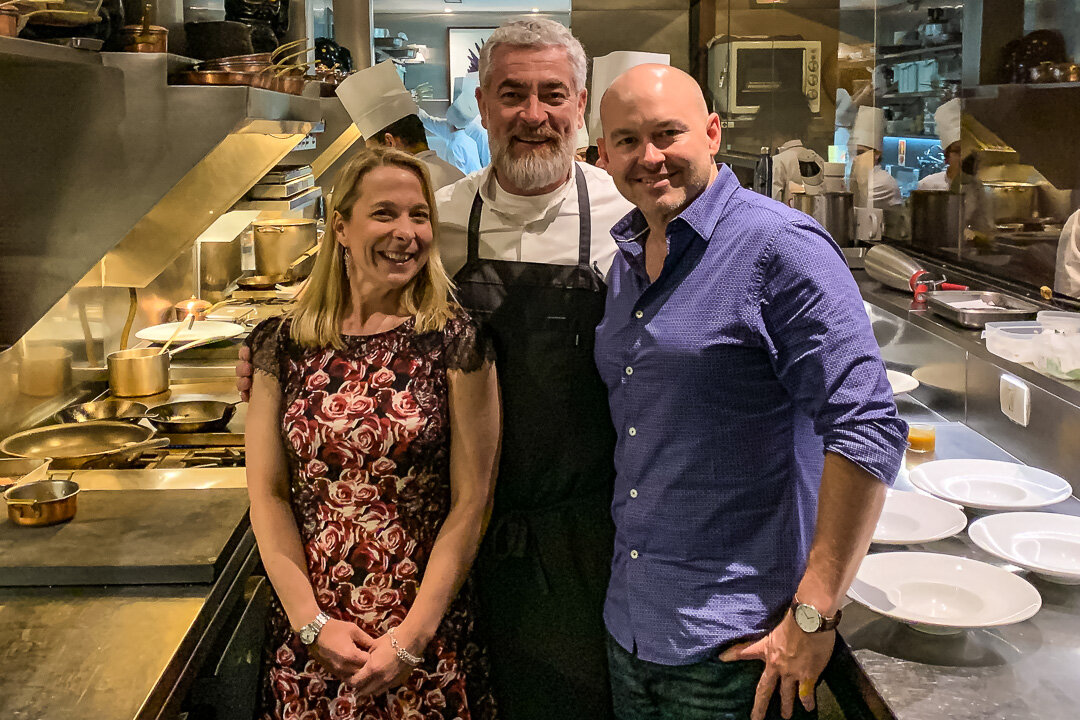 In the kitchen with Head Chef, Alex Atala, D.O.M Restaurante