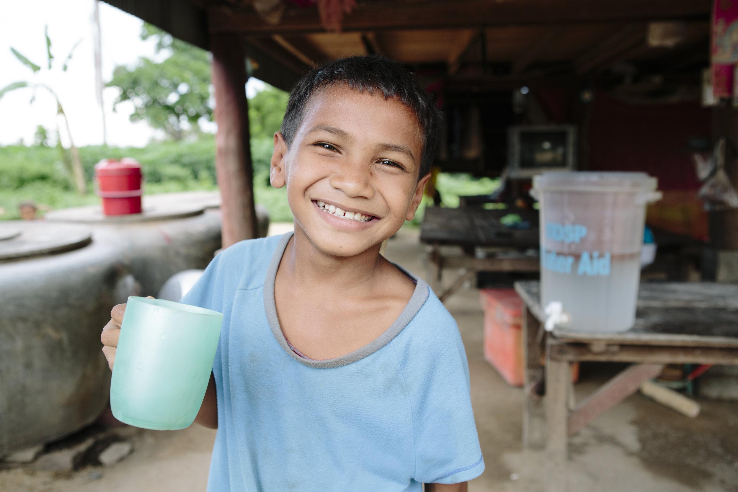 Photo: Tom Greenwood for WaterAid, Cambodia