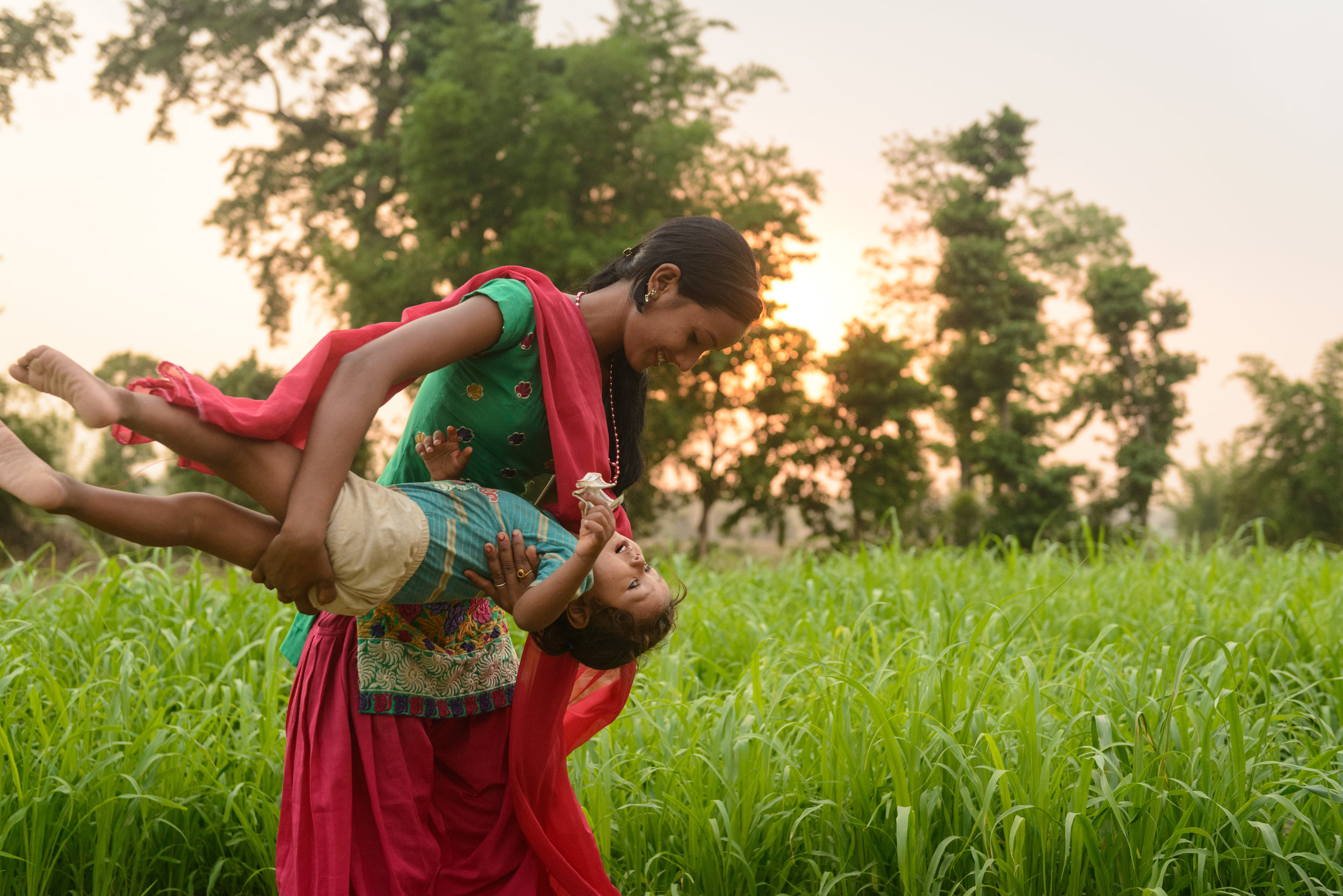 Photo: Miguel Samper for Mercy Corps, Nepal