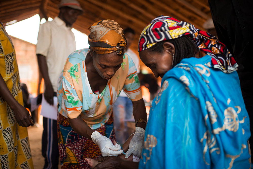Photo: Colin Delfosse for MSF, Central African Republic