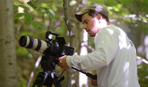 DP Jake Hulse - On location for