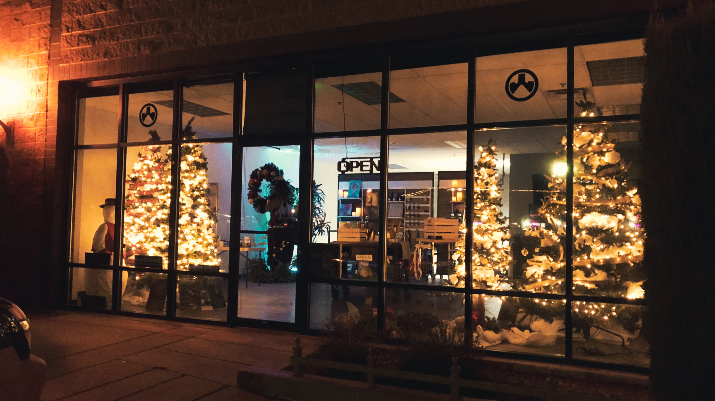 Outside the Store (Blake Shattuck, Savage Queen LLC)