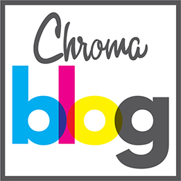 Chroma blog logo