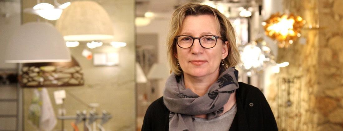 Geschäftsführerin Frau Broy