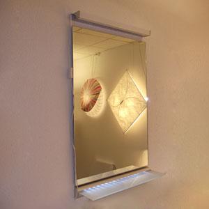 BPE Licht im Bad - Spiegelleuchte