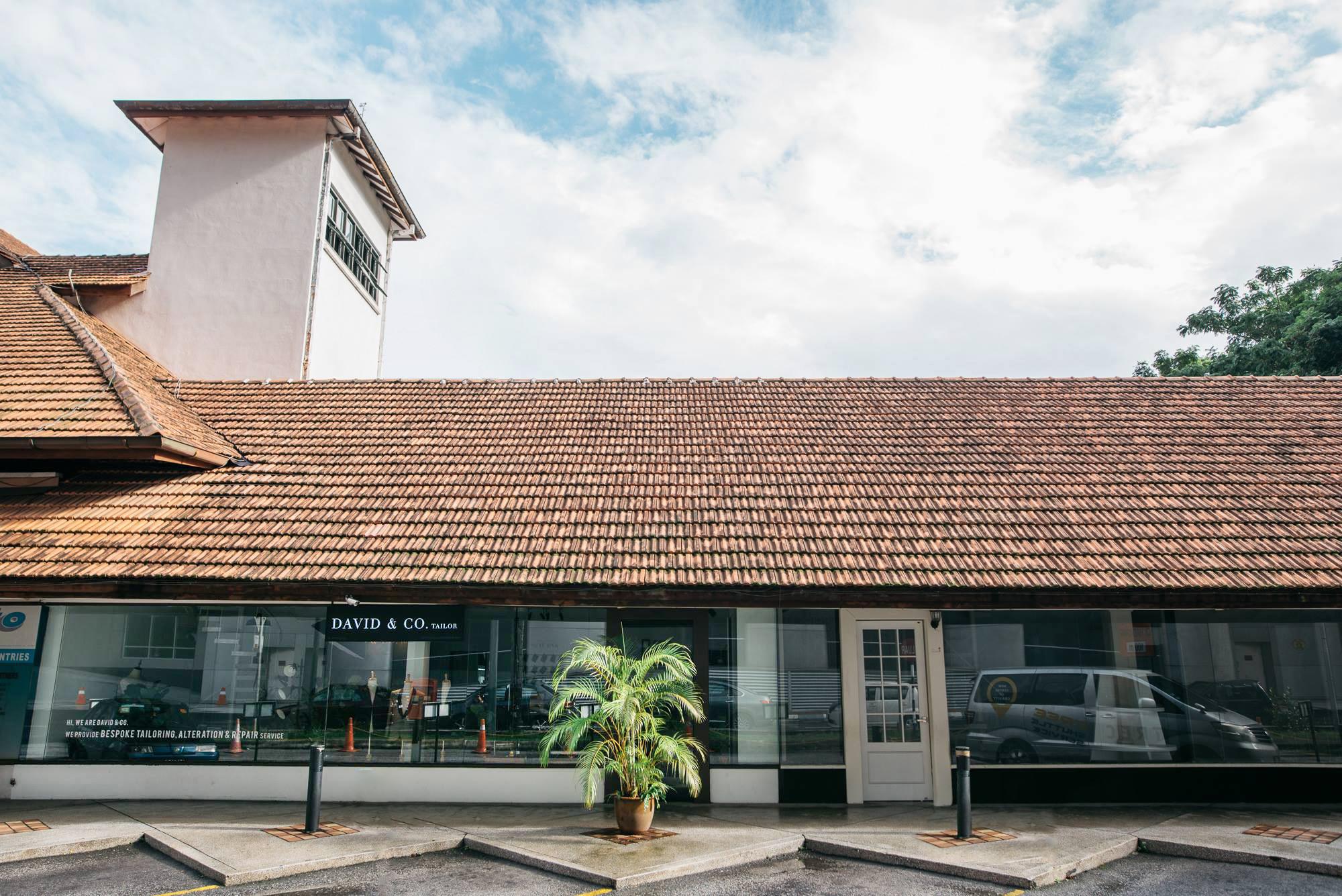 Our store in Jalan Tun Razak, KL.