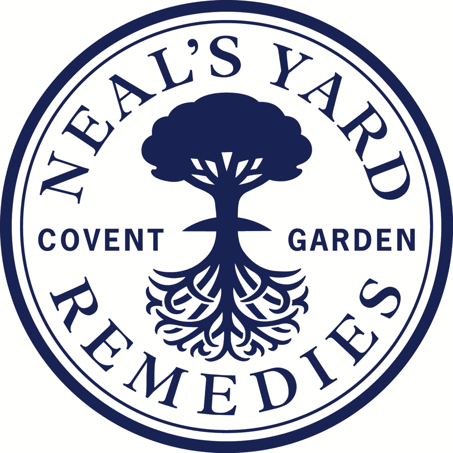 Click the logo to shop for Neal's Yard Remedies products.