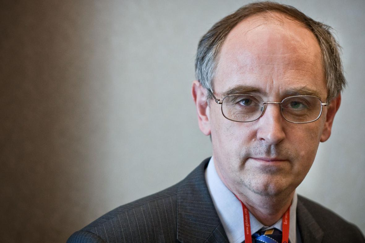 Edward Lucas - Ajakirjanik, The Economist ajakirja Kesk- ja Ida-Euroopa korrespondent, CEPA asepresident