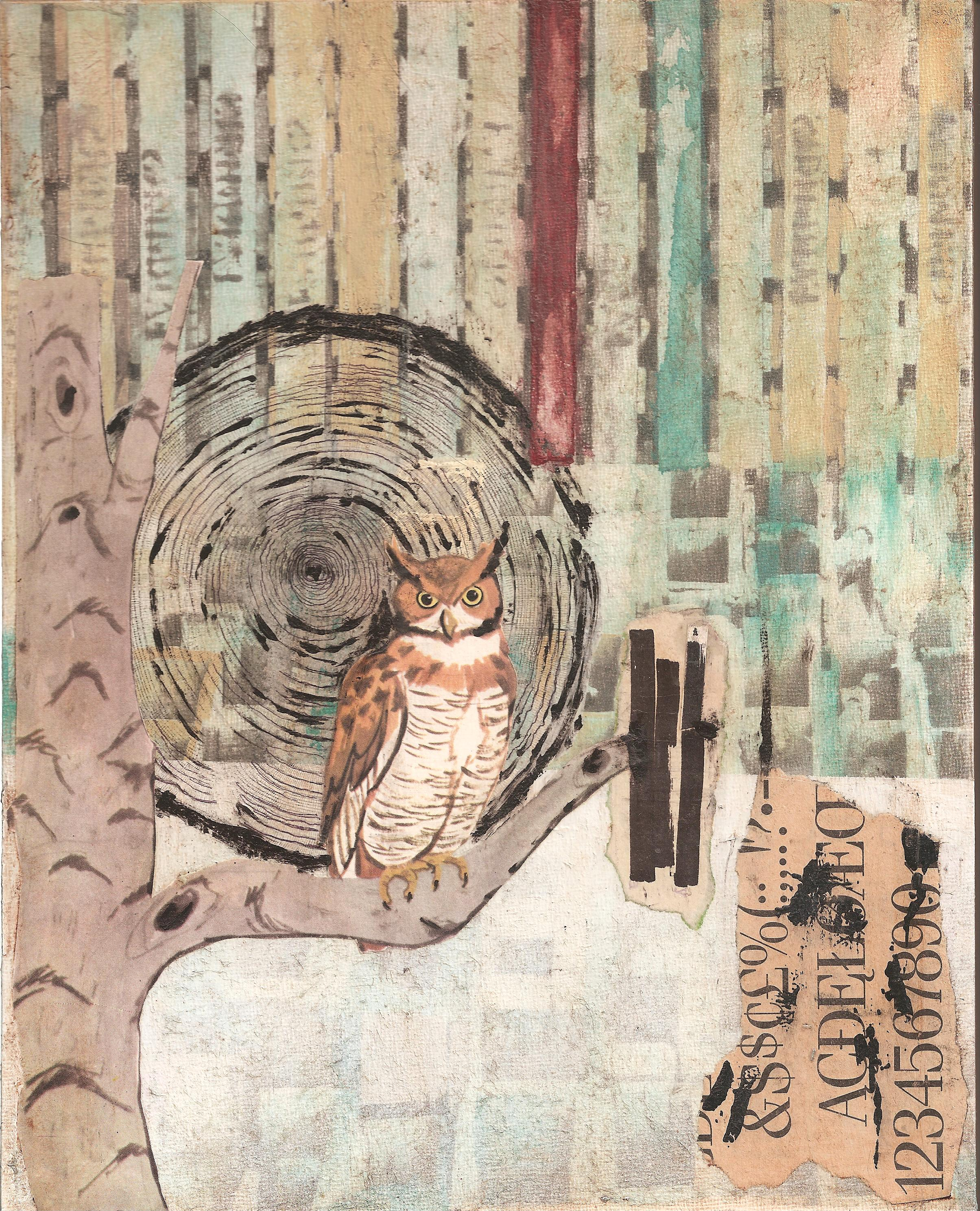 Owl for Natasha