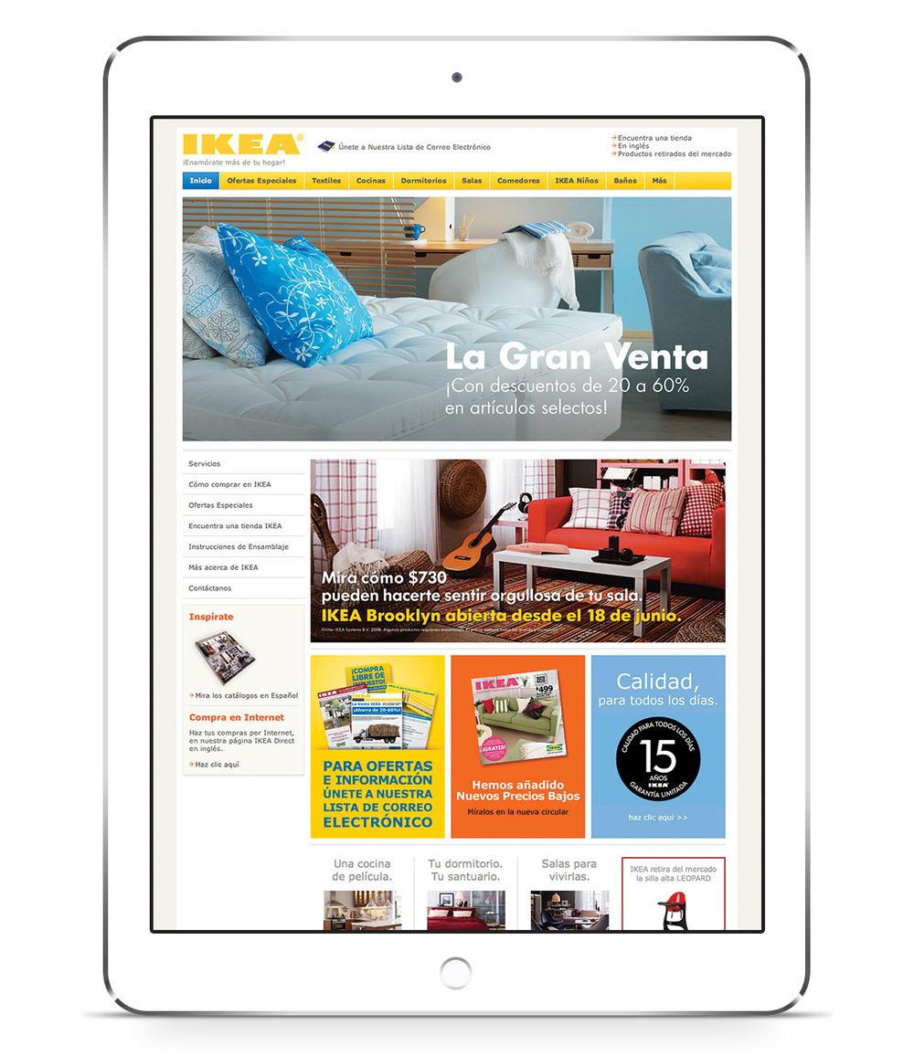 IKEA — Amped Design