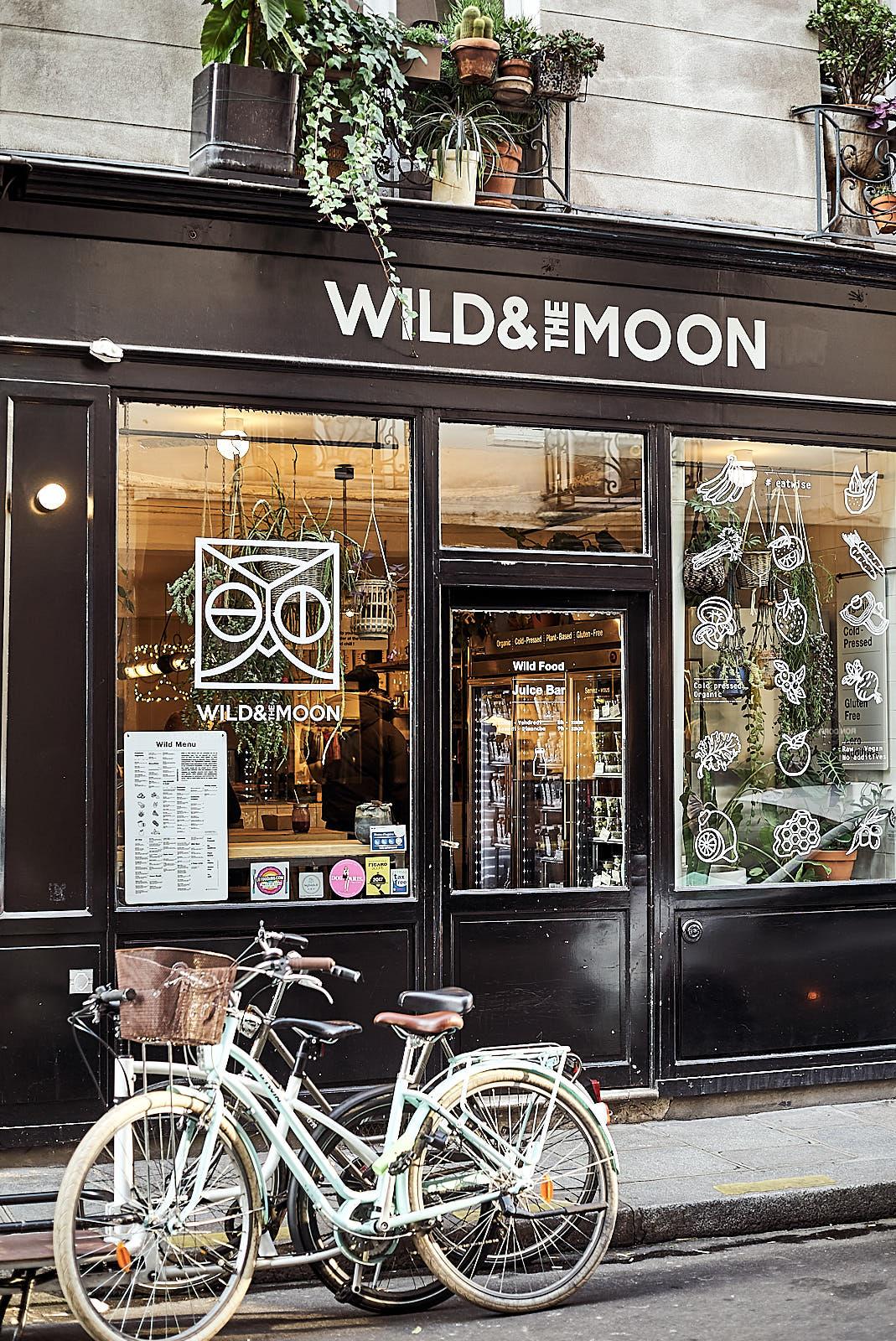 Wild & Moon