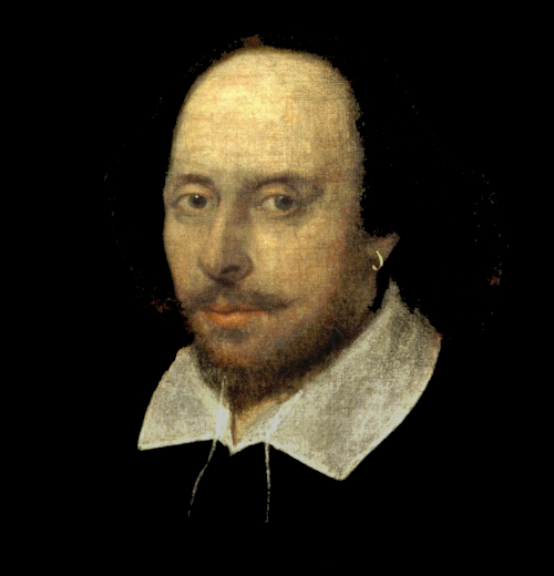 William Shakespeare enthusiastically approves of the selection of this play.