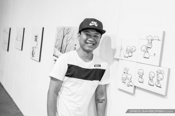 Chun-hyuk Kang as a painter