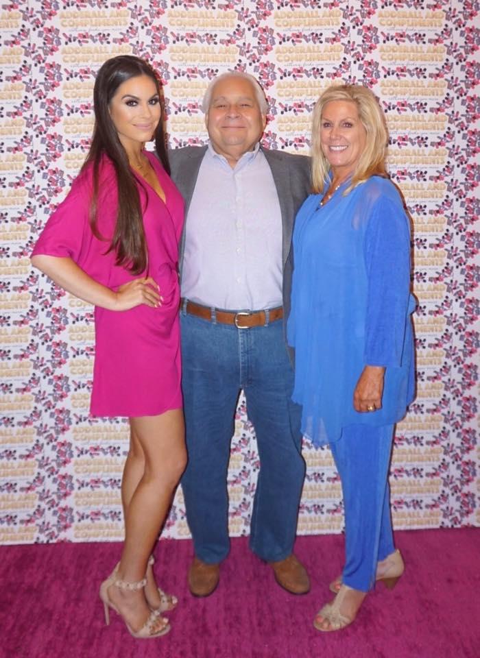 Annabelle DeSisto and her investors aka parents, RJ DeSisto and Fancy Nancy DeSisto