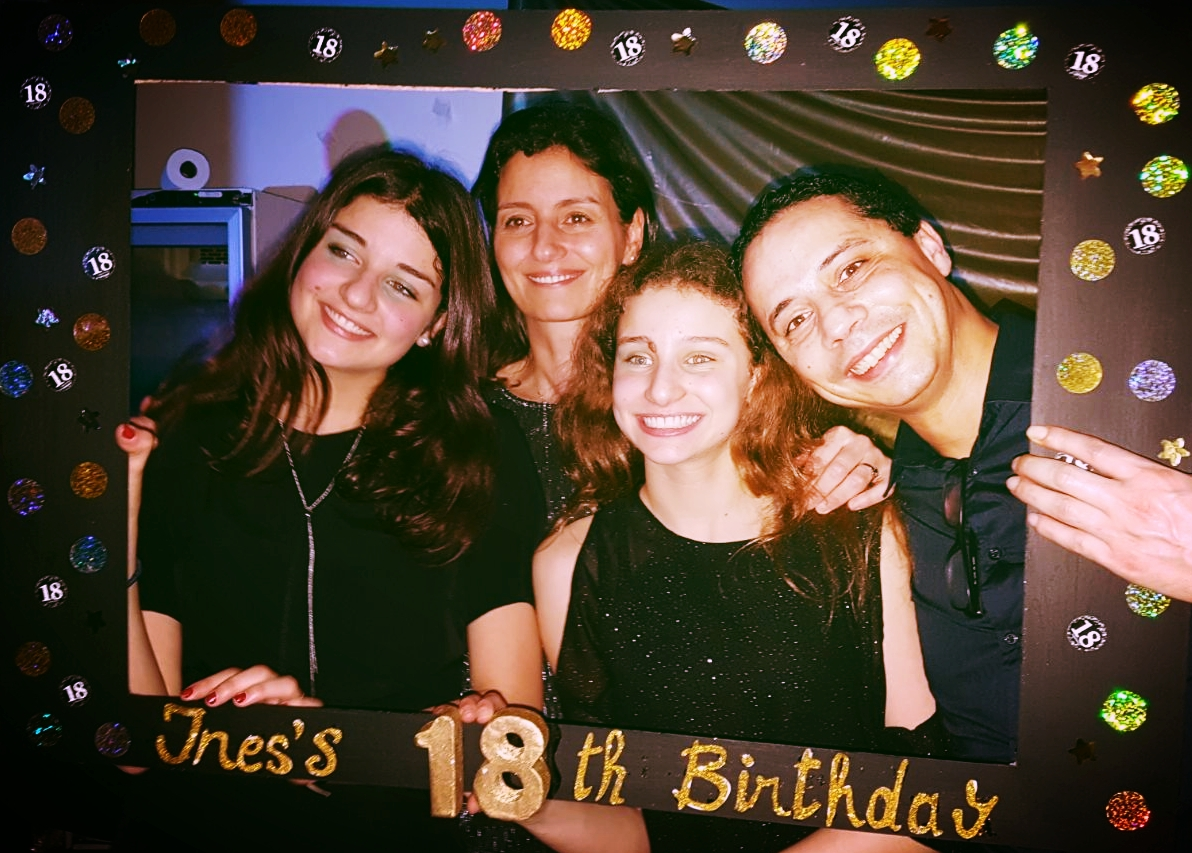 18th birthday of Inès - Video montage + Event