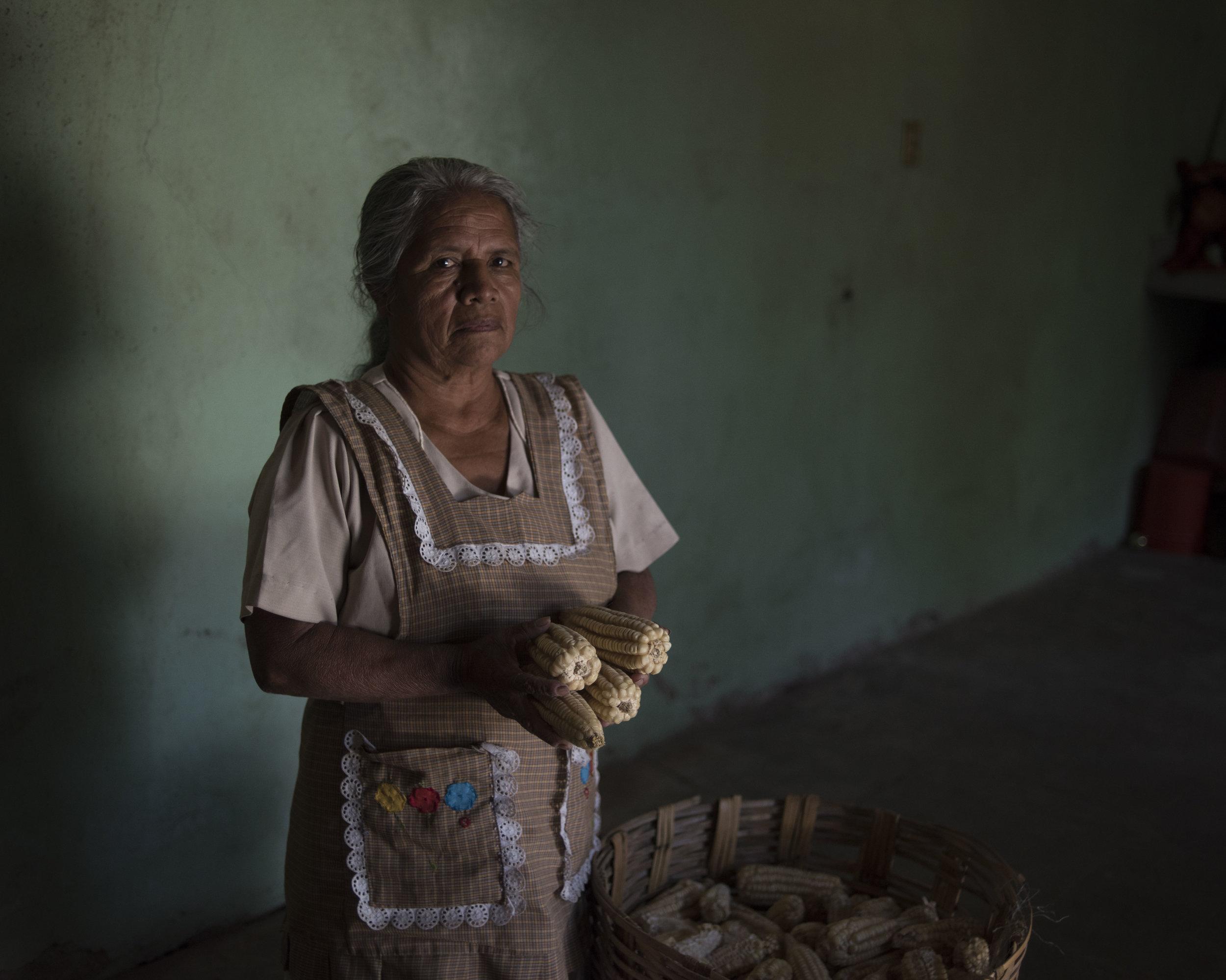 Maria Luisa Lopez, Abasolo, OAX.
