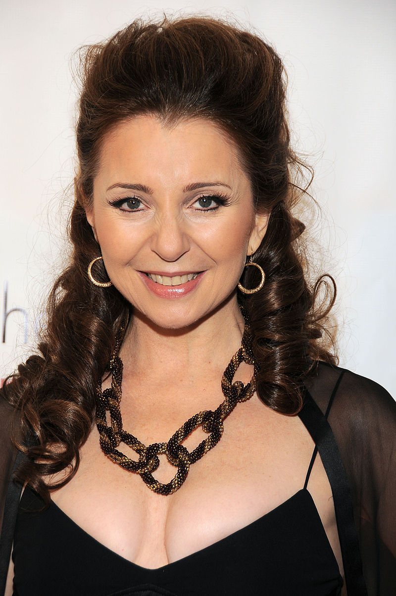 """Donna Murphy at the Drama League Benefit Gala Honoring Angela Lansbury, February 8, 2010. The Pierre, New York City. ""  by  Drama League  is licensed under  CC BY 2.0"