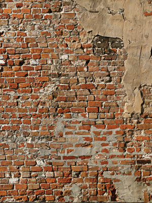 Santa Fe Brick 12'h x 10'w