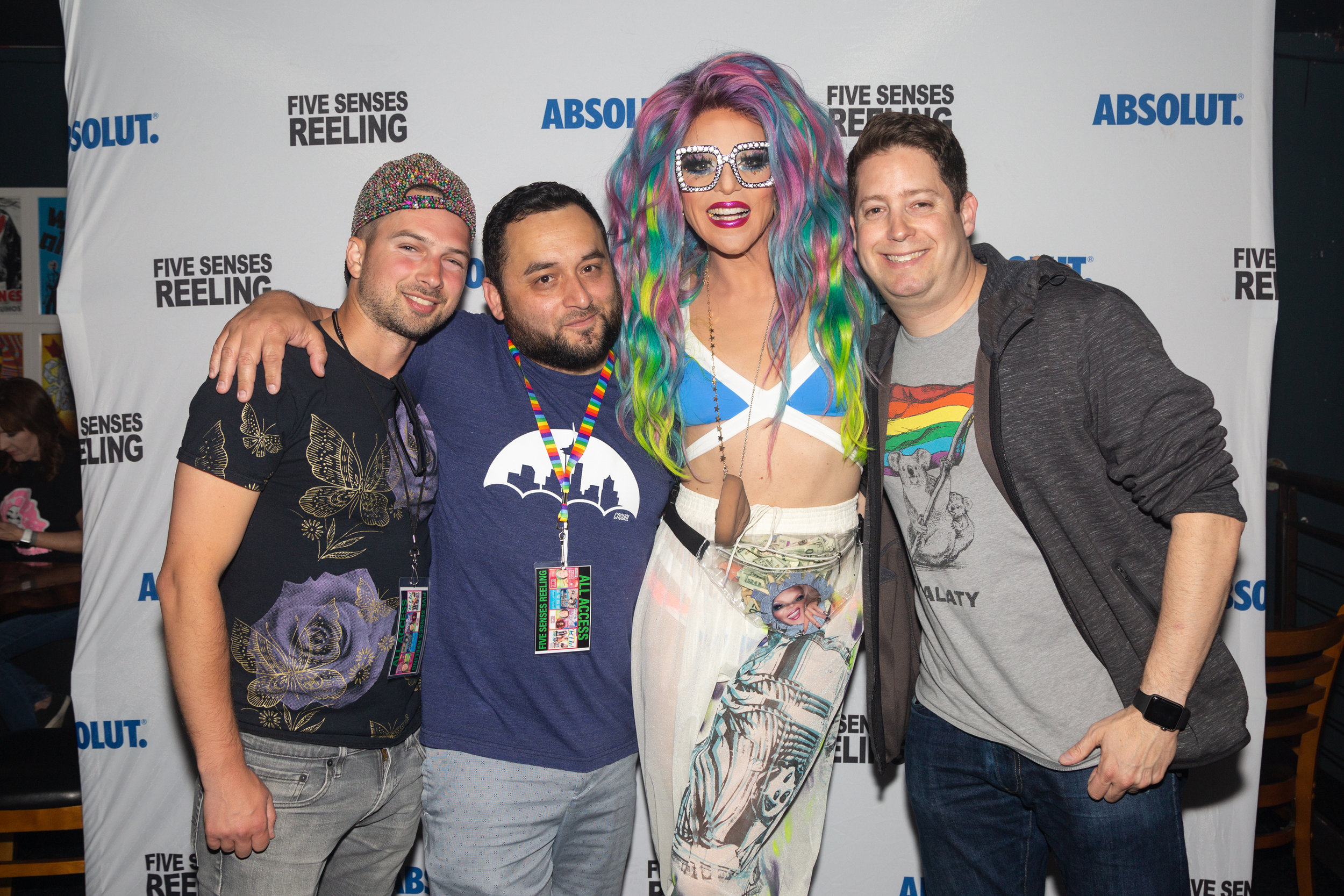 Meet and greet photos with Willam