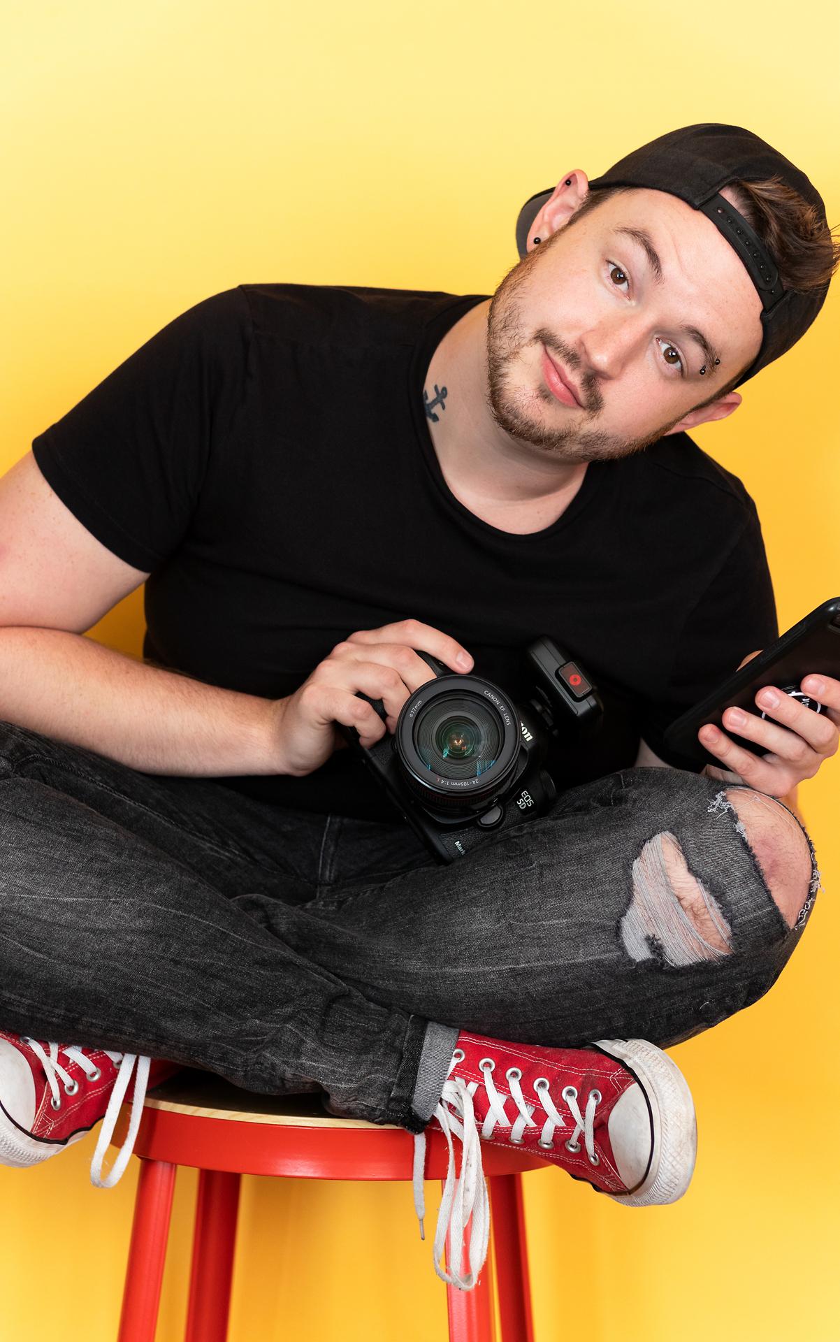 Yellow Red Chucks Camera 4555.jpg