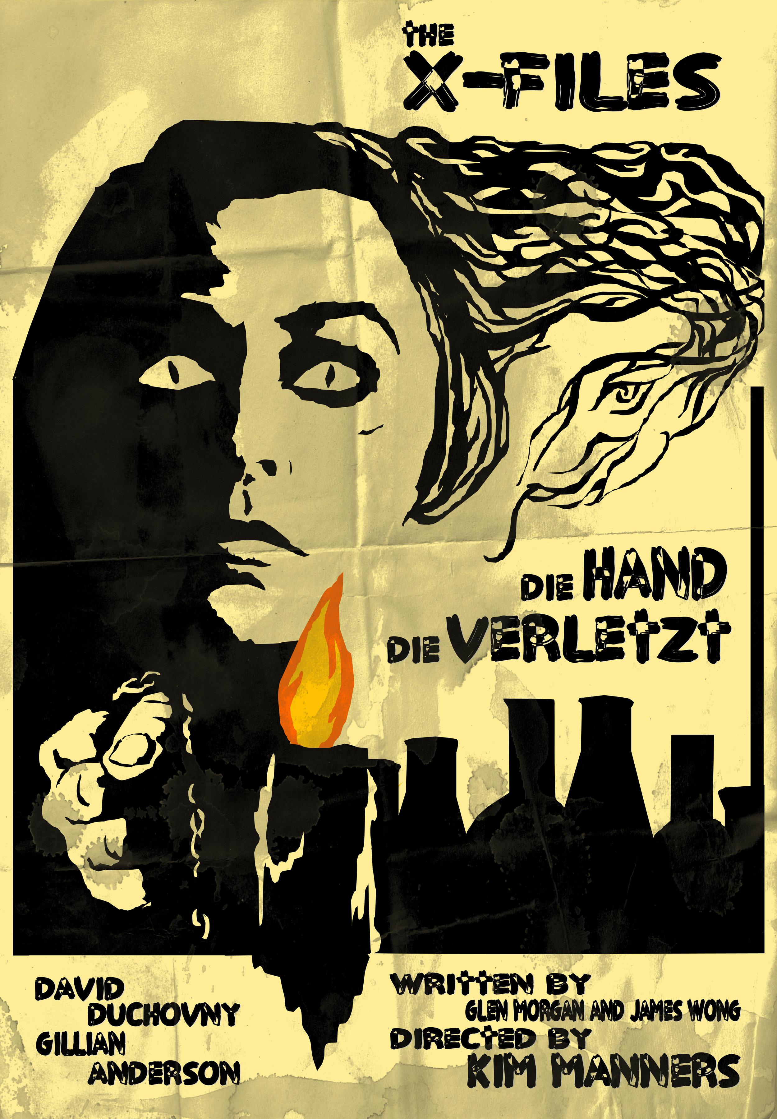 Die Hand Die Verletzt