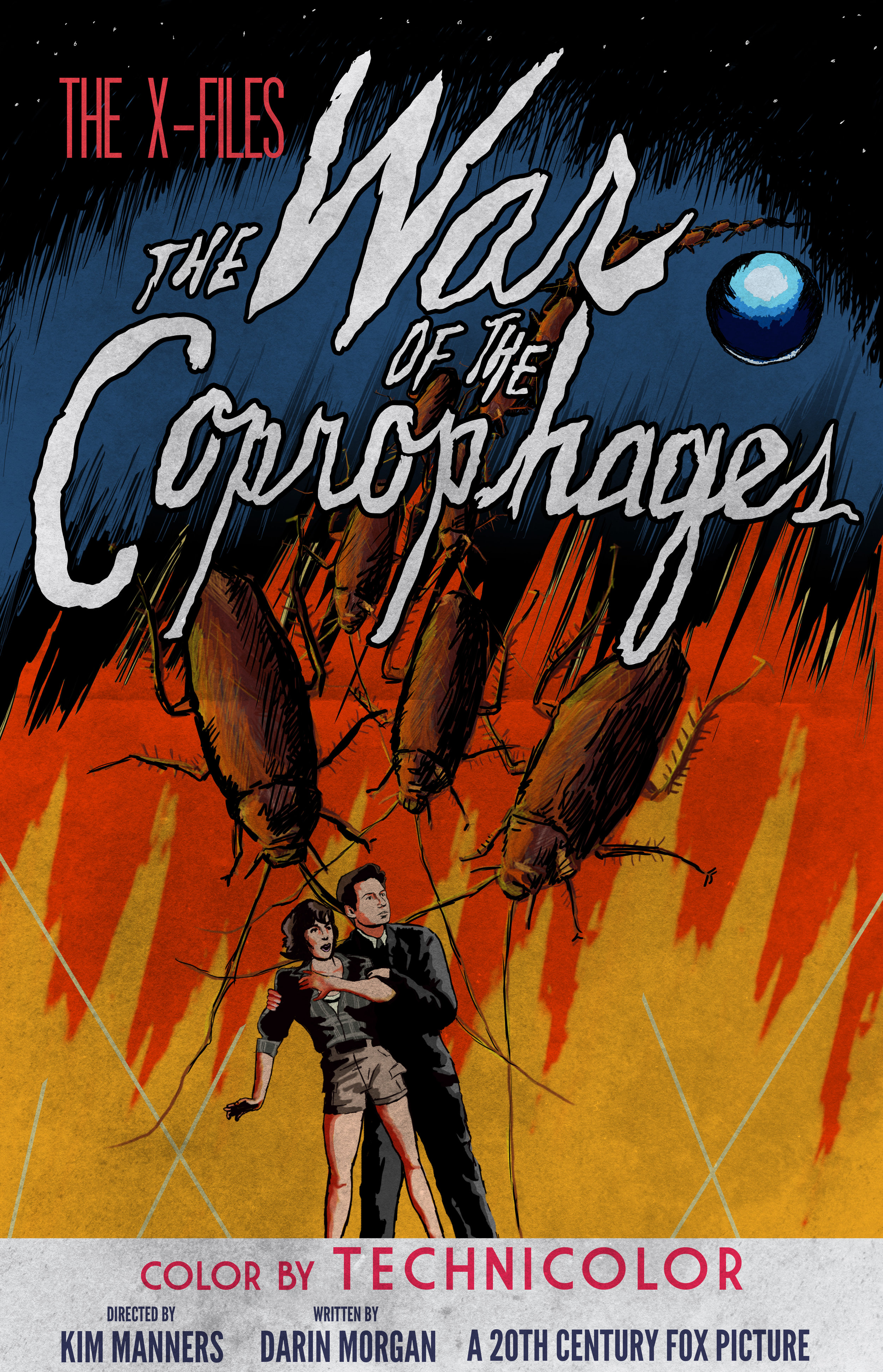 War of the Coprophages