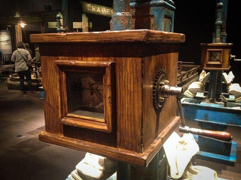 Sherlock Holmes Traveling Exhibit