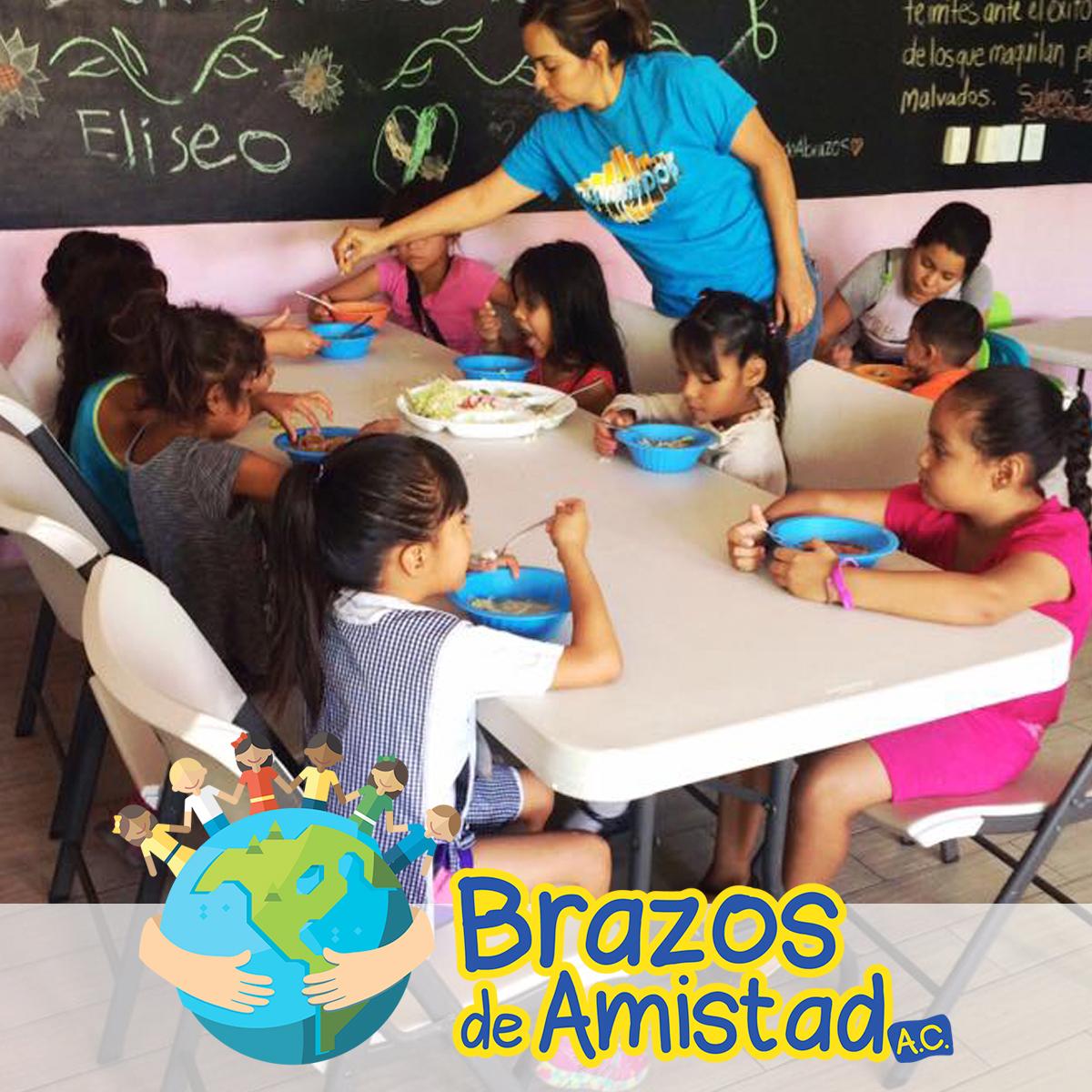 Brazos de Amistad, Guadalajara