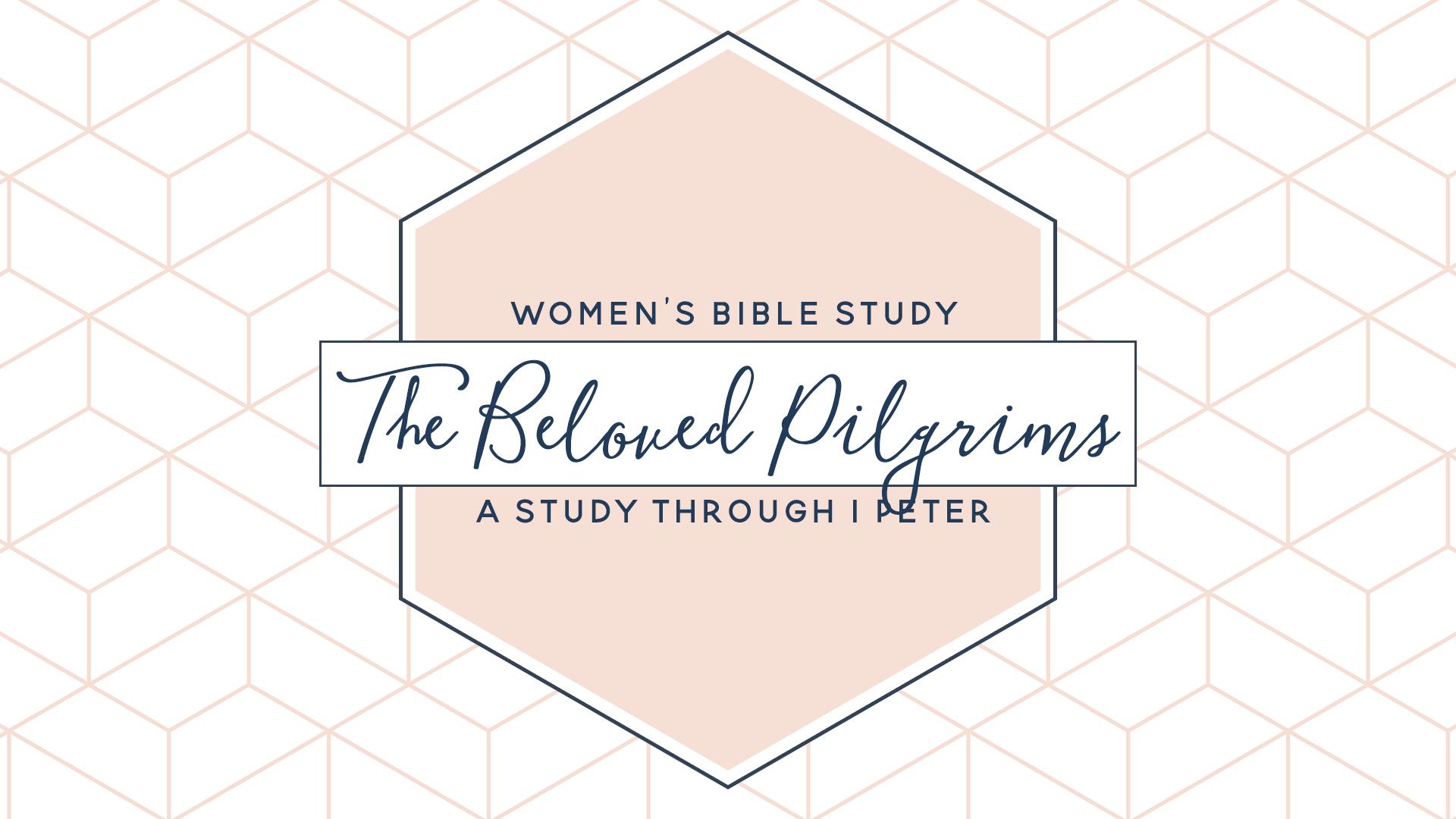 1 Peter Bible Study | Fall 2017