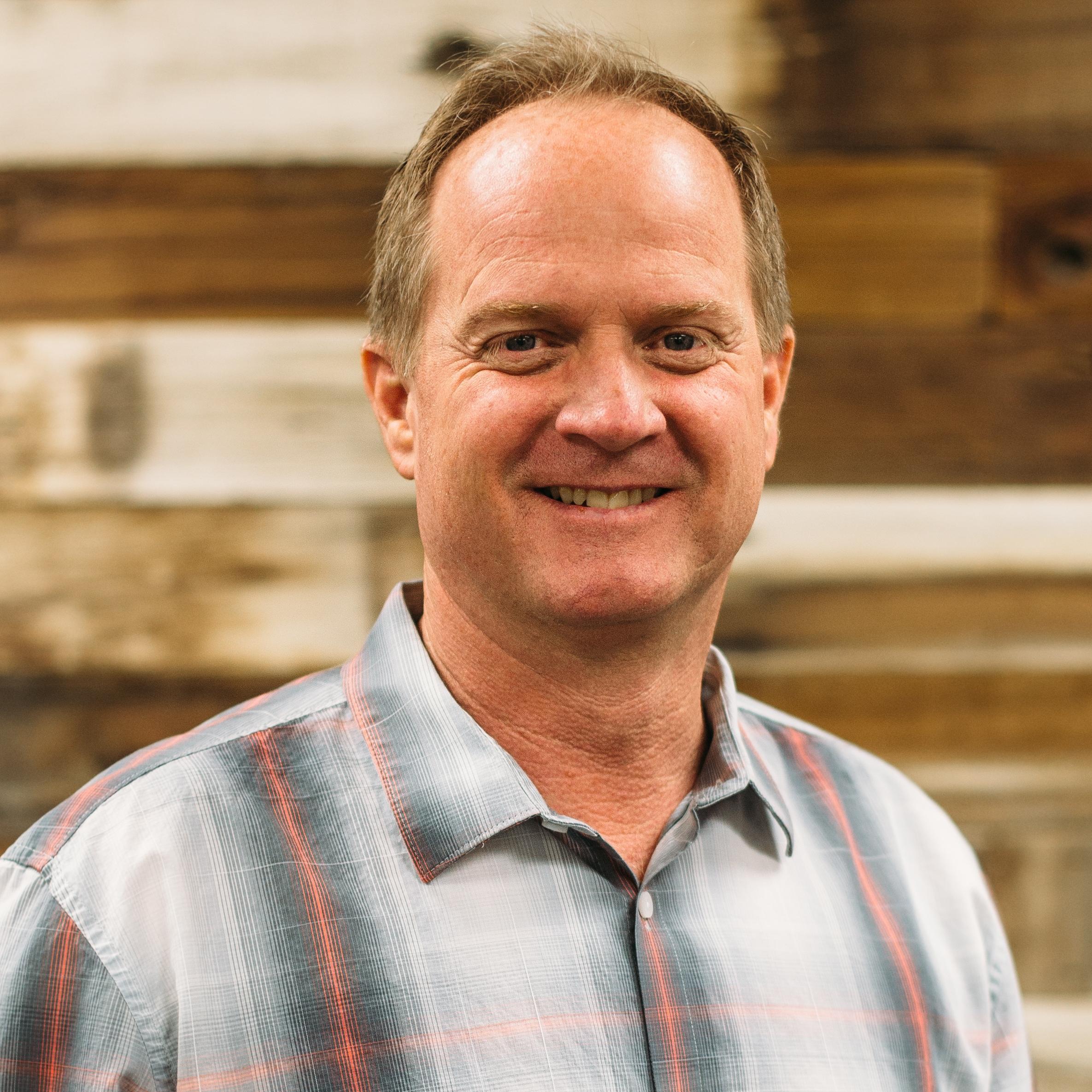 Dave McCoy | Administrative Pastor