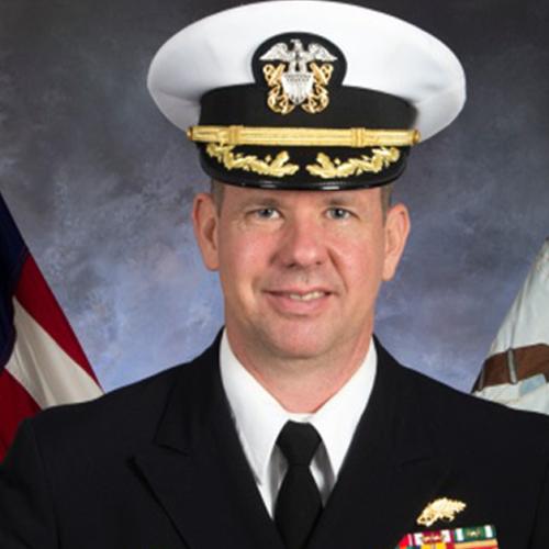 CAPT Dean VanderLey   US Navy NAVFAC Mid-Atlantic
