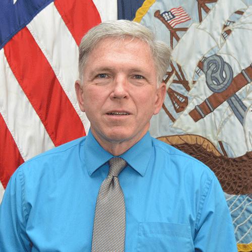 Steve Jones  U.S. Navy, NAVFAC