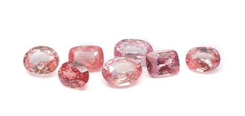 Padparadscha Sapphires
