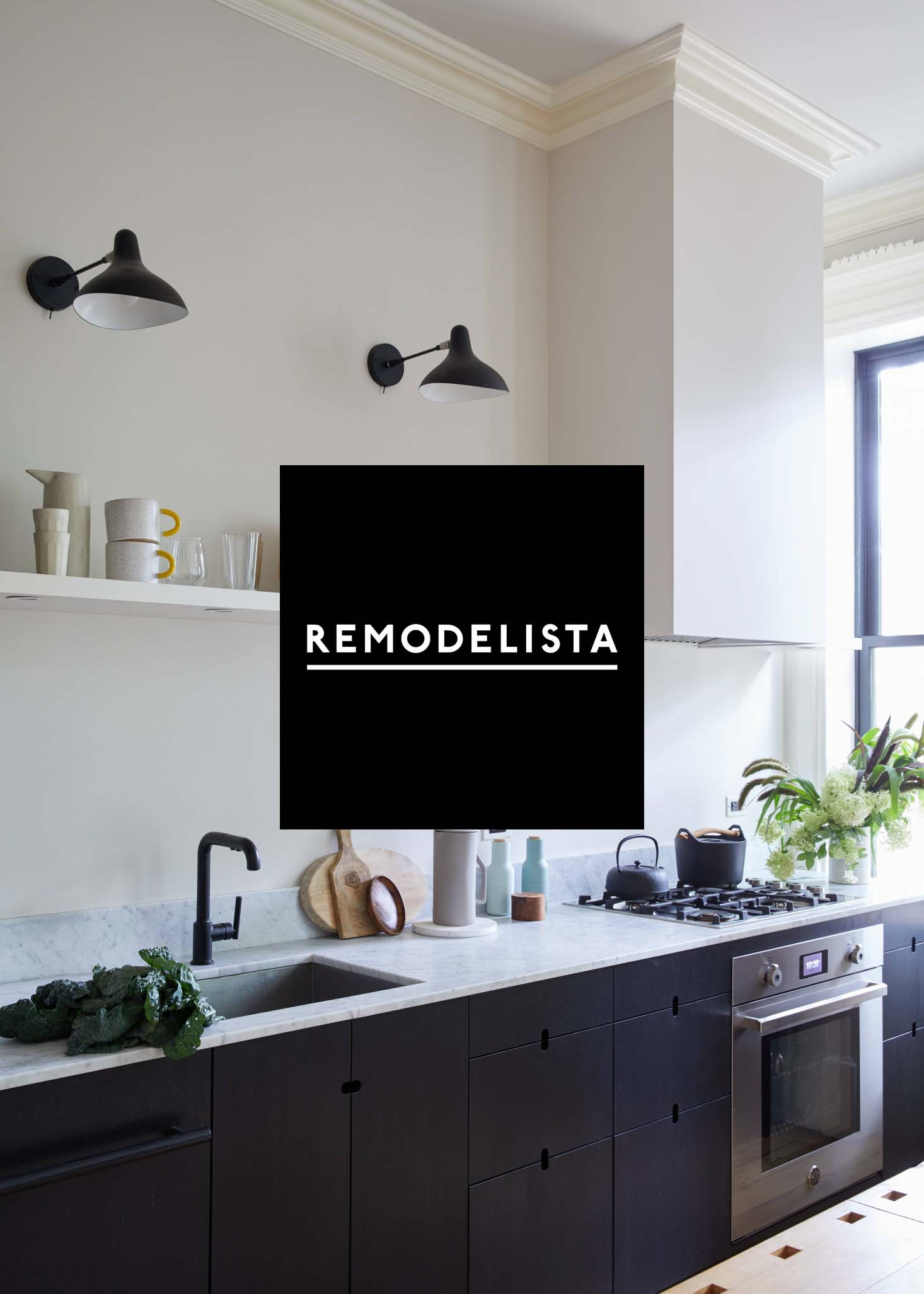 REMODELISTA - KITCHEN OF THE WEEK, 2018