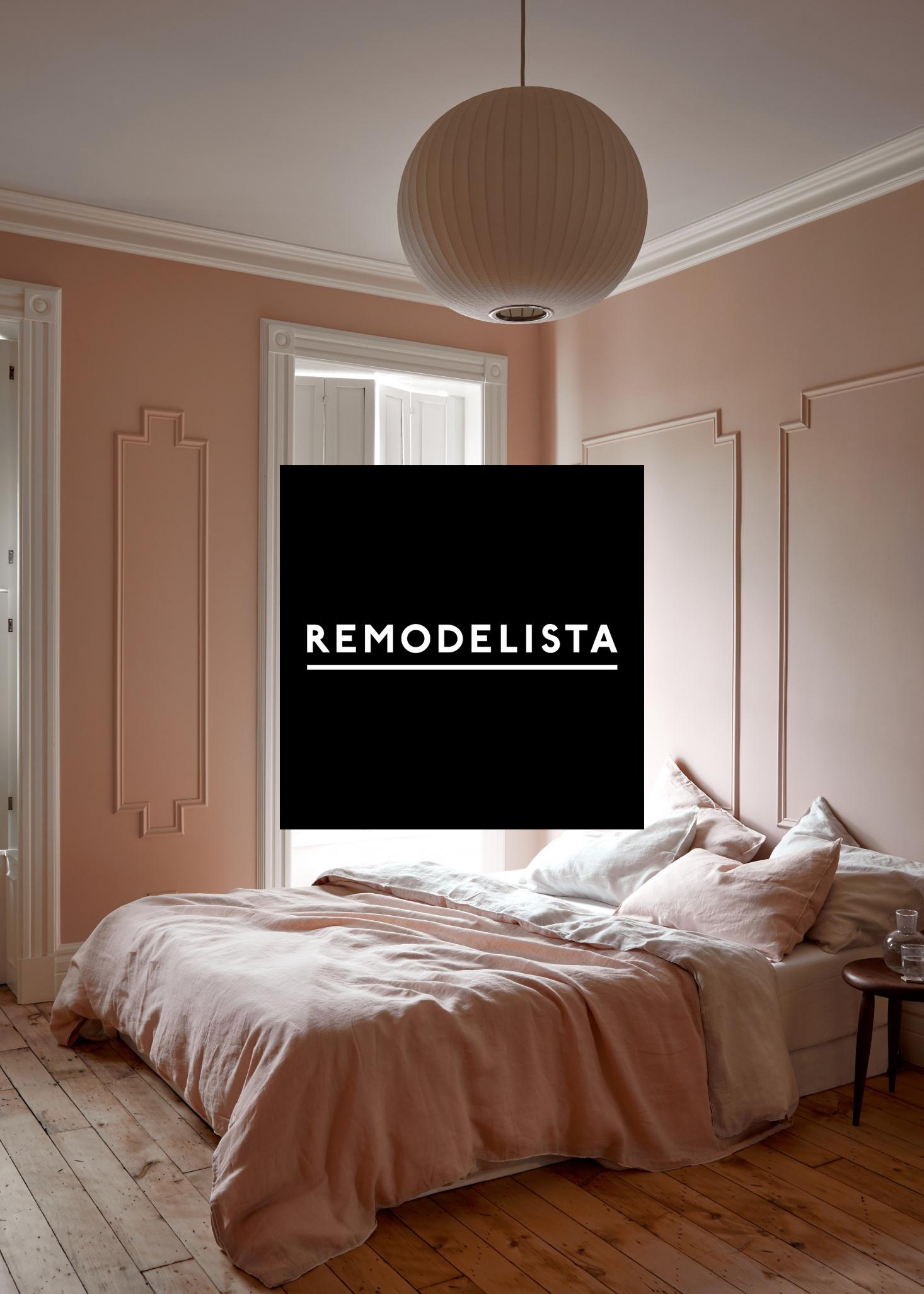 REMODELISTA - THE EXPERT IS IN, 2018