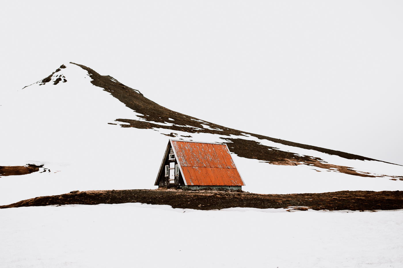 A-Frame Cabin, Snæfellsnes Peninsula