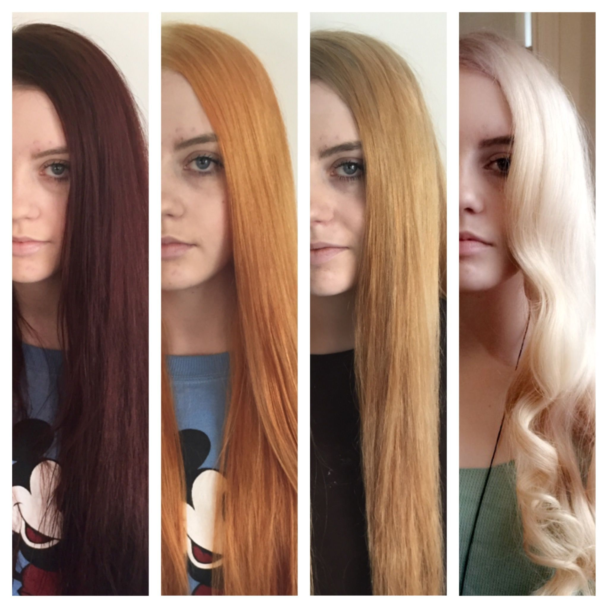 shocking-week-journey-dark-red-to-platinum-career-light-of-how-dye-bleached-hair-brown-popular-and-putting-on-inspiration.jpg