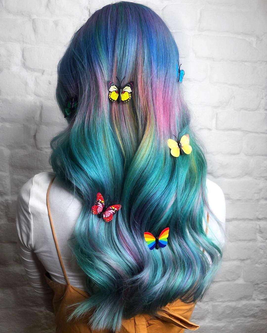 Hair by    @meganniccollshair