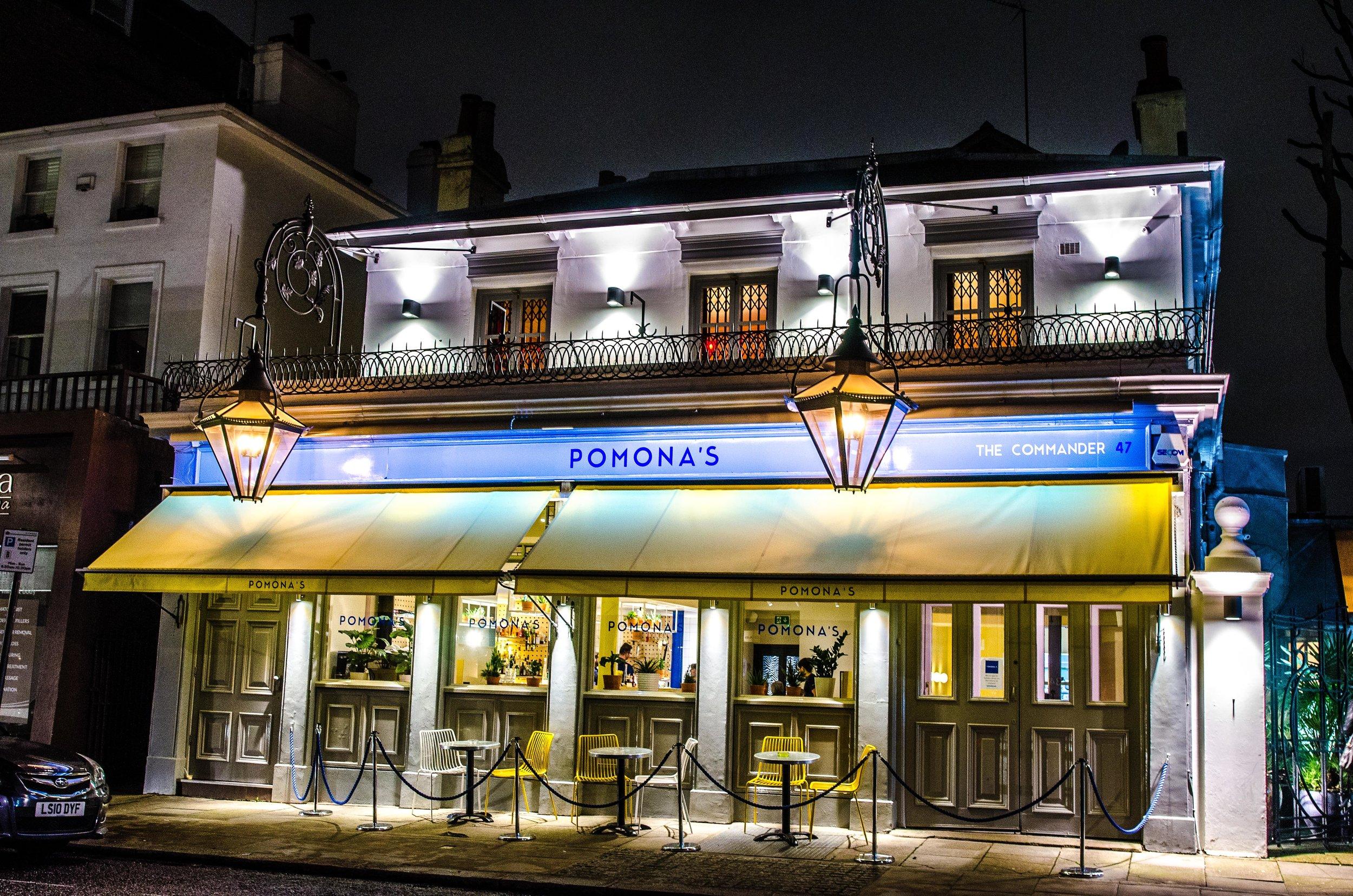 Pomonas - Notting Hill, London -